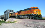 My very first ES44DC and possibly the first BNSF ES44DC in Phoenix